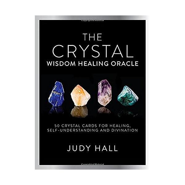 Crystal Wisdom Healing Oracle クリスタルウィズダムオラクルカード 英語 海外輸入品