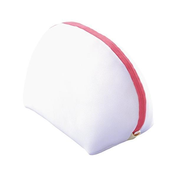 ダイヤコーポレーション まとめ洗い用 ブラジャーネット 白 約18cm ブラネットシェル型