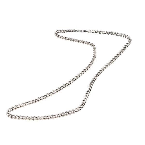 ファイテン(phiten) ネックレス チタンチェーンネックレス 軽い、強い、錆びにくい 長く使える