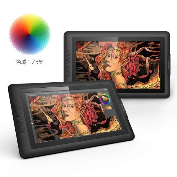 XP-Pen 液晶タブ Artistシリーズ IPSディスプレイ 15.6インチ エクスプレスキー6個 Artist15.6 ohmybox 05