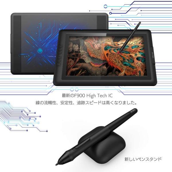 XP-Pen 液晶タブ Artistシリーズ IPSディスプレイ 15.6インチ エクスプレスキー6個 Artist15.6 ohmybox 06