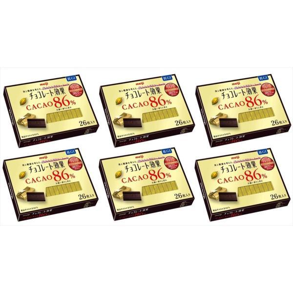 チョコレート効果 カカオ86% 26枚入