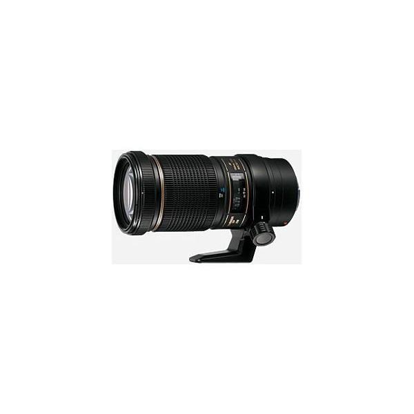 カメラレンズ TAMRON マクロレンズ/SP AF180mm F/3.5 Di LD MACRO 1:1/B01/フードケース付/キャノン用