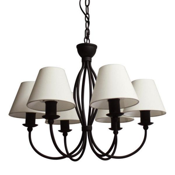 シャンデリア ペンダントライト 照明 ライト  ランプ 電球 電気 おしゃれ かわいい フレンチ 天井照明 LED電球対応 368|oibby|02