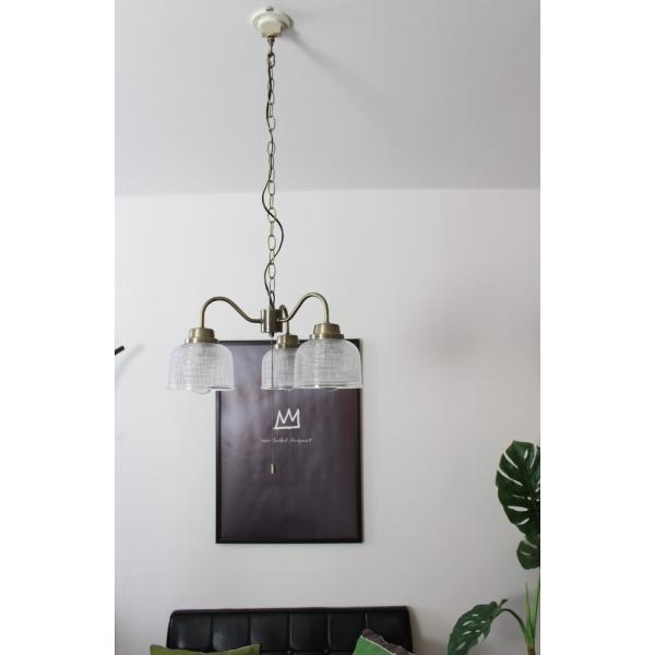 ペンダントライト 天井照明 照明 北欧  おしゃれ LED電球対応 寝室 ダイニング シャンデリア 502 oibby 03
