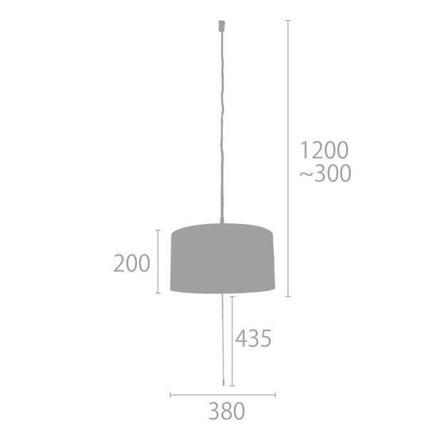 ペンダントライト 天井照明 照明 北欧  おしゃれ LED電球対応 寝室 ダイニング シルエット ファーム 509F|oibby|04