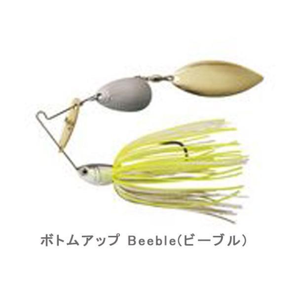 ボトムアップ Beeble(ビーブル) TW(タンデムウィロー) 1/2oz
