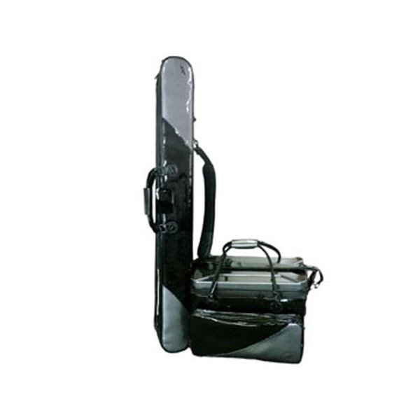 エクセル ヘラカバン2点セット(3層ロッドケース+40Lクラスバッグ)