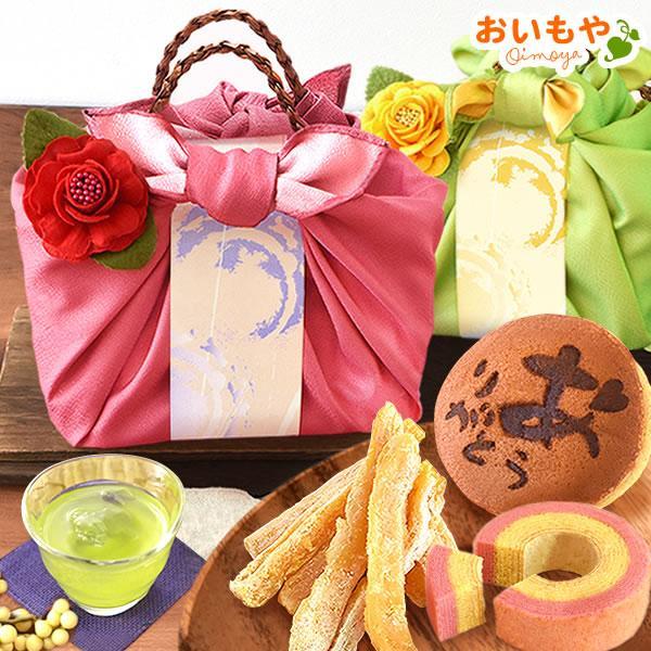内祝い お祝い ギフト 和菓子 お菓子 スイーツ 誕生日 プレゼント 女性ギフトセット 詰め合わせ|oimoya