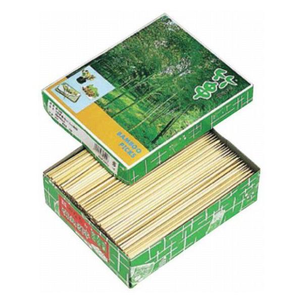 737-16 竹製 うなぎ串 1kg 箱詰 13.5cm 225000060