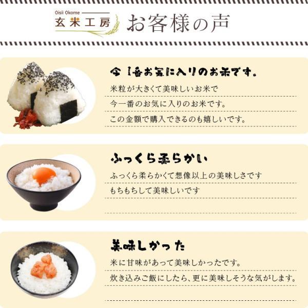 新米 お米 30Kg 福島県産 天のつぶ 送料無料 無洗米 精米 令和元年産 一等米|oisiiokomedesu|04