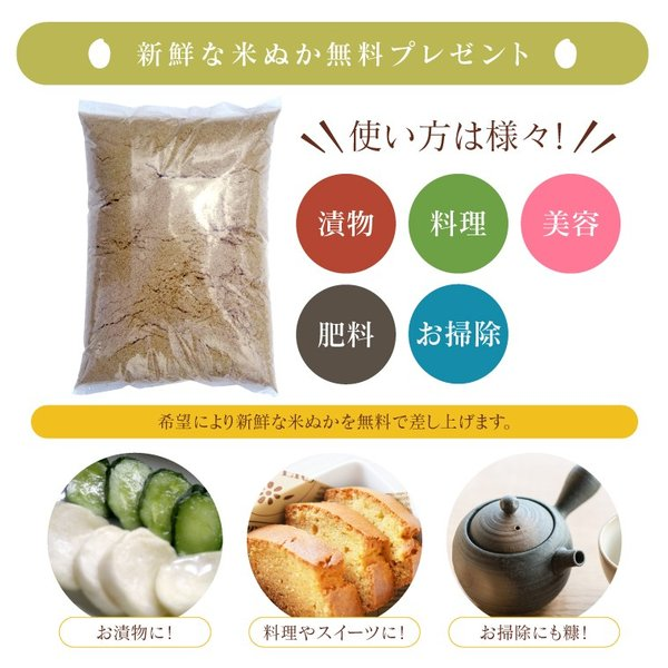 お米 10Kg 福島県産 ひとめぼれ 送料無料 無洗米 精米 令和元年産 一等米|oisiiokomedesu|13