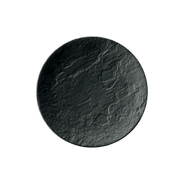 METEOR  メテオ 27cmディナープレート ブラック