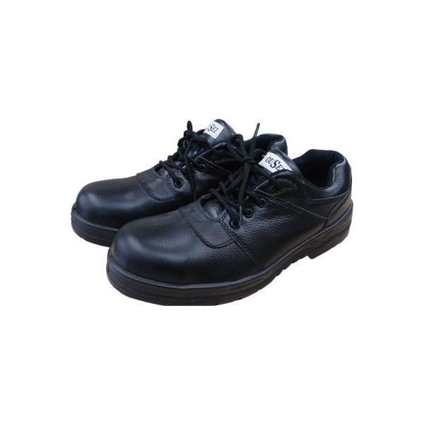安全靴 セーフティーシューズ 大きなサイズ 27.5cm|okacho-store