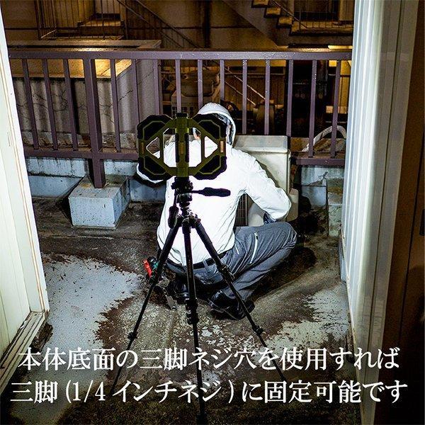 LED ライト 照明器具 投光器 ハンディタイプ|okacho-store|04