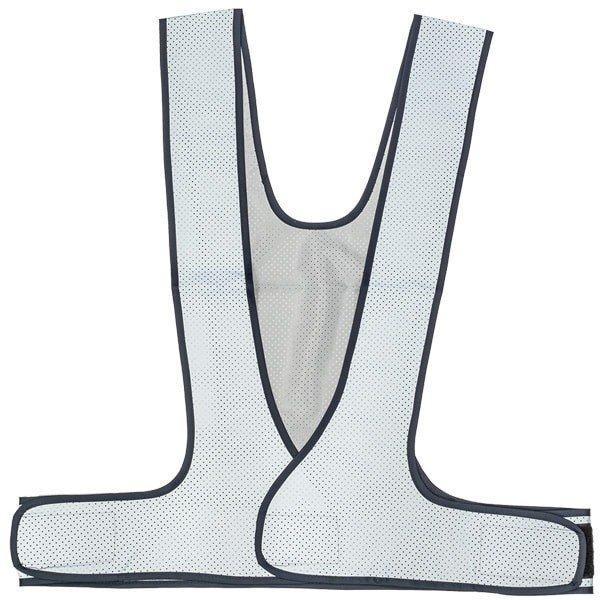 反射ベスト 安全ベスト 夏用 メッシュ たためる 洗濯できる 超軽量 3色|okacho-store|05