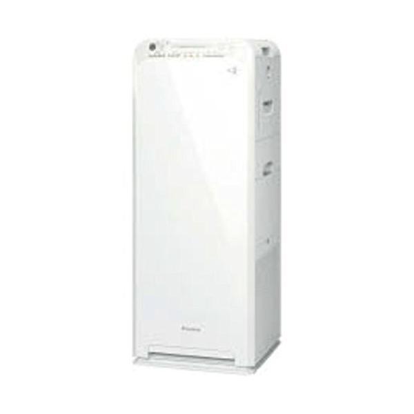 DAIKIN ACK55T-W ホワイト 加湿ストリーマ空気清浄機(空清25畳/加湿プレハブ14畳・木造8.5畳)