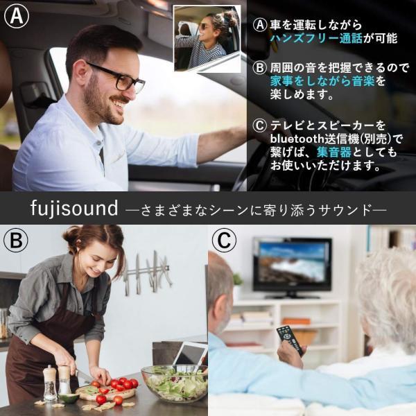 2019年進化版フジサウンド fujisound ウェアラブルネックスピーカー 日本メーカー 技適認証取得 超軽量 ネックスピーカー Blu