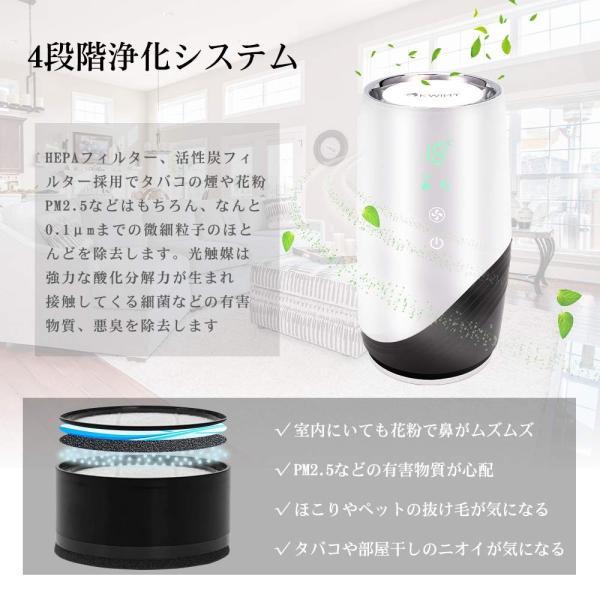 OKWINT 空気清浄機?交換フィルター HEPAフィルター?タバコ 花粉 対策 ホコリ除去?集塵フィルター B-D01