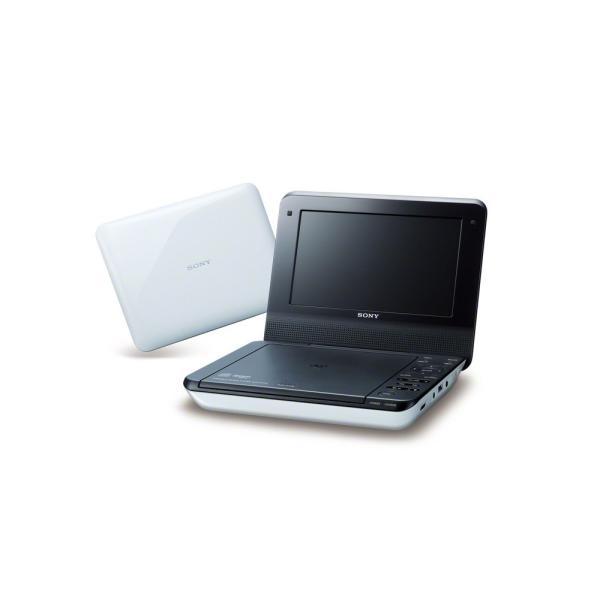 ソニー SONY 7V型 ポータブルDVDプレーヤー ホワイト DVP-FX780 WC