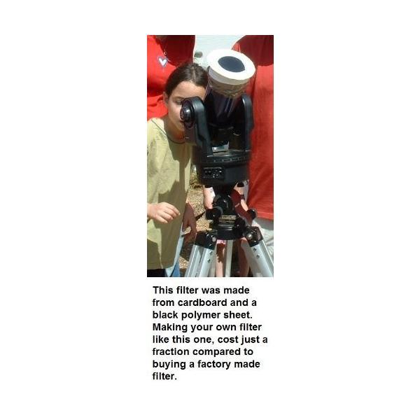 望遠鏡、双眼鏡、カメラ用耐久性フィルターシート10インチ×10インチ(25cm×25cm)