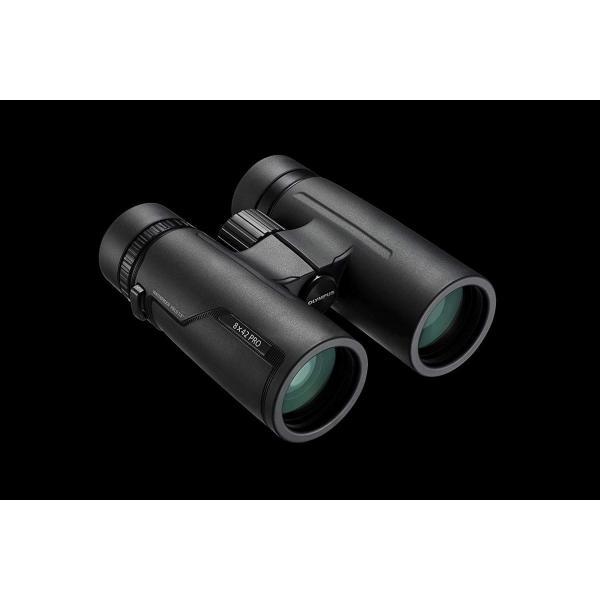 OLYMPUS 双眼鏡 8X42 PRO 防水防曇 ダハプリズム式 8倍42口径