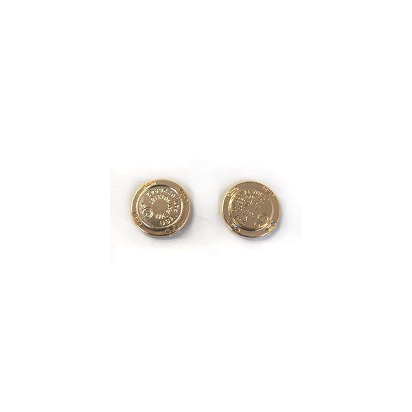 \期間限定10%OFF/  マグネットボタン 縫い付けタイプ(M-022) 22mm G.ゴールド (H)_6a_