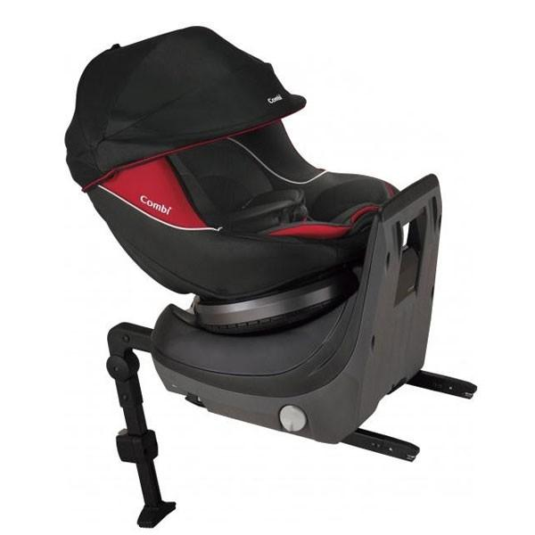 Combi(コンビ) チャイルドシート クルムーヴ ISOFIX エッグショックPJ ブラック 適応体重:18kg以下 (参考:新生児?4才頃)代引き?同梱不可|okaden33315|01