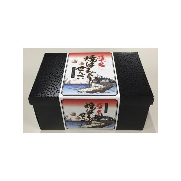 5d461ba646167 桑名屋 焼きはまぐりせんべい 2枚×18袋 - www.recentfusion.com