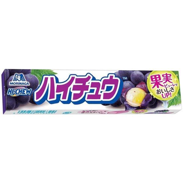 森永製菓 ハイチュウ グレープ 12粒×12個