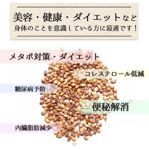 新麦 国産 もち麦 ダイシモチ (950g×5袋) チャック付 令和元年岡山県産 お買い得パック|okaman|03