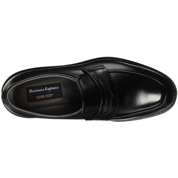 ASAHI アサヒ tk31-24 ブラック アサヒシューズ メンズ ビジネスシューズ ゴアテックス ローファー  靴 okamotoya 02