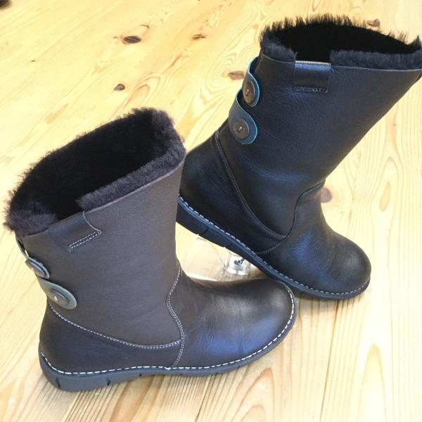 Put's プッツ 8028 軽く柔らかくシンプル ブーツ  レディース 靴