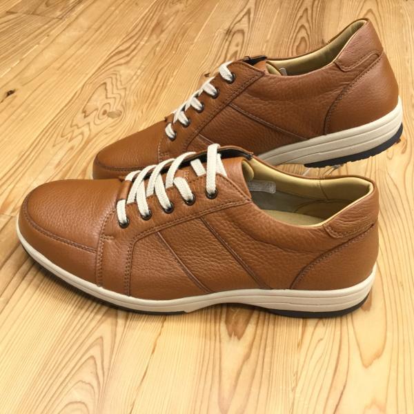 リーガル REGAL リーガルウォーカー 250w 250wbf ブラウン ディアスキン採用のレースアップシューズ メンズ ビジネスシューズ 靴 okamotoya 02