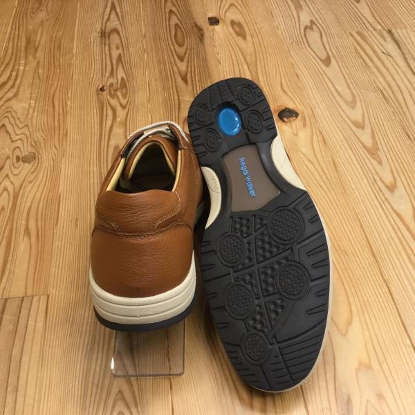 リーガル REGAL リーガルウォーカー 250w 250wbf ブラウン ディアスキン採用のレースアップシューズ メンズ ビジネスシューズ 靴 okamotoya 03