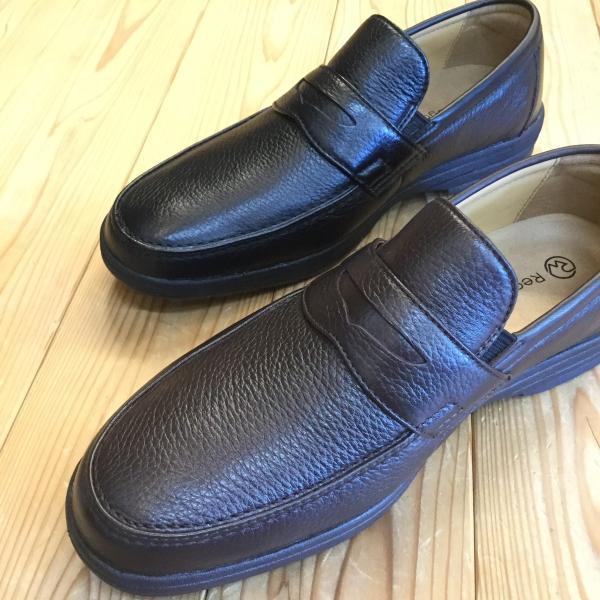 リーガル REGAL リーガルウォーカー 274w 274wbf ブラック・ダークブラウン ディアスキン採用のローファー メンズ ビジネスシューズ 靴|okamotoya|02