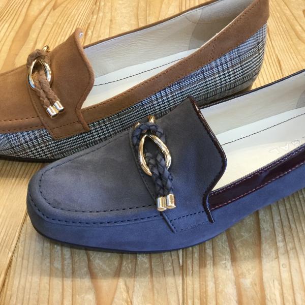 店頭展示品在庫処分 REGAL f64k リーガル レディース ヒールローファー 靴|okamotoya|04