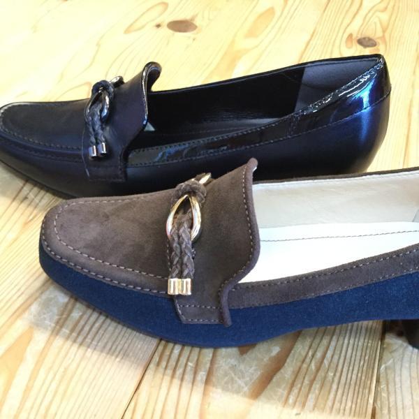 店頭展示品在庫処分 REGAL f64k リーガル レディース ヒールローファー 靴|okamotoya|05