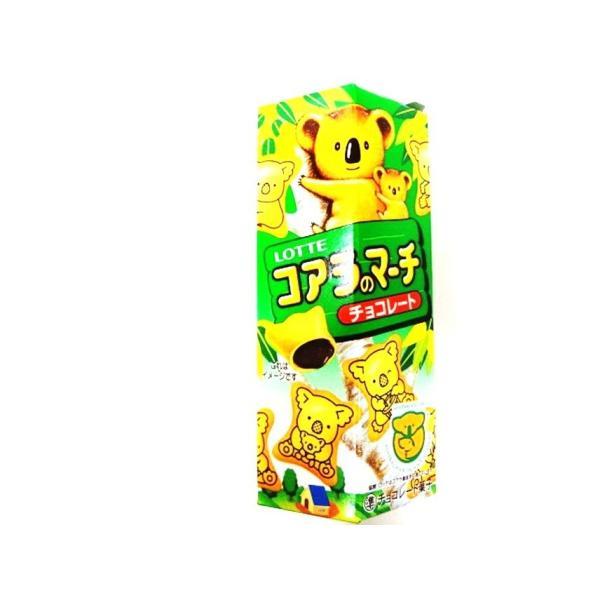 コアラのマーチ50g×10個  ロッテ|okashi-com