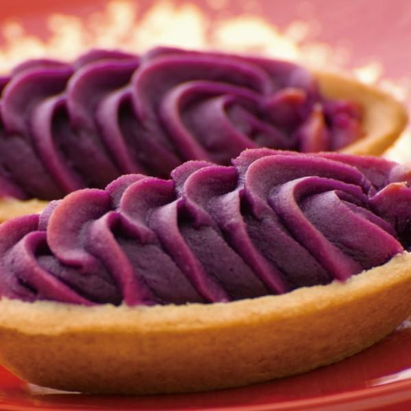 紅いもタルト(15個入)常温便 紫芋 紅芋 お菓子は御菓子御殿