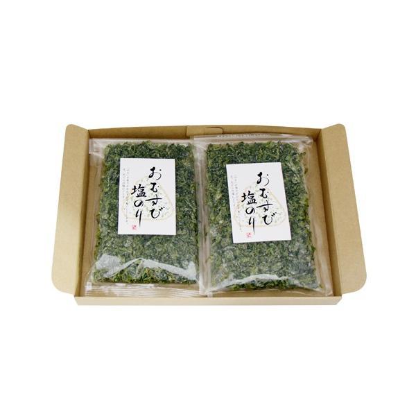 (全国送料無料) 森田製菓 おむすび塩のり 40g 2コ入り メール便|okashinomarch