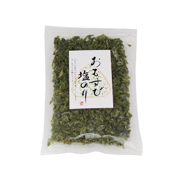 (全国送料無料) 森田製菓 おむすび塩のり 40g 2コ入り メール便|okashinomarch|02