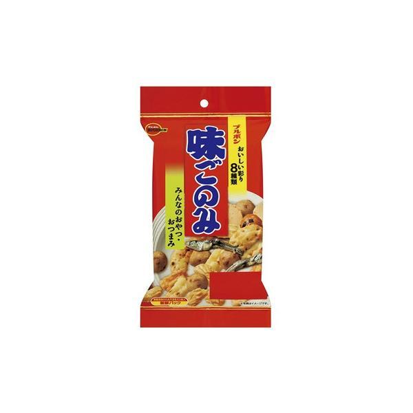 ブルボン 味ごのみ 46g 10コ入り 2018/07/03発売 (4901360330614)|okashinomarch