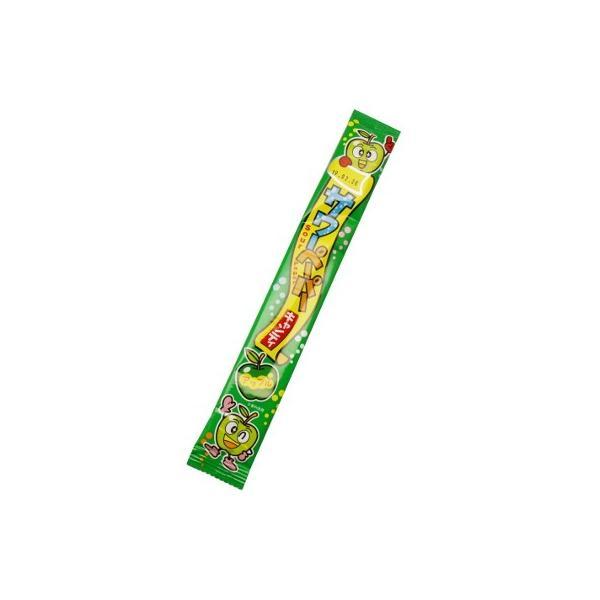 やおきん サワーペーパーキャンディ アップル 15g 36コ入り (4903013357238)