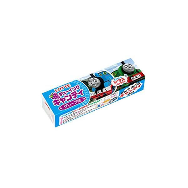 ロッテ きかんしゃトーマスとなかまたちチューイングキャンディ 5枚 400コ入り 2018/03/06発売 (49779011c)