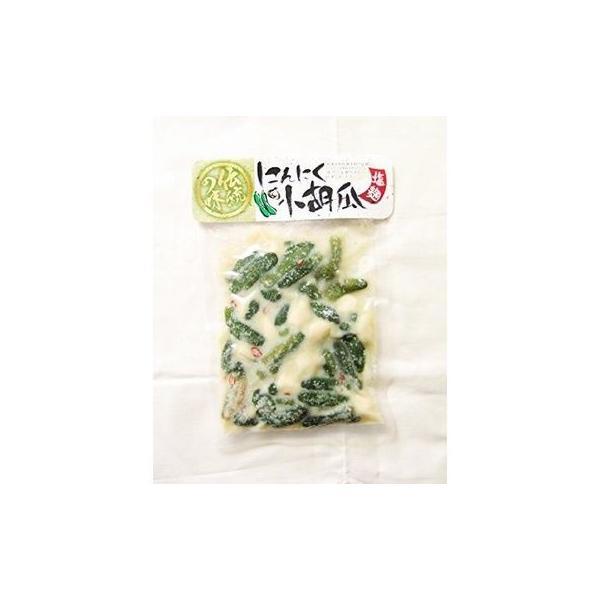 (単品) 森田製菓 塩麹にんにく小胡瓜 300g okashinomarch
