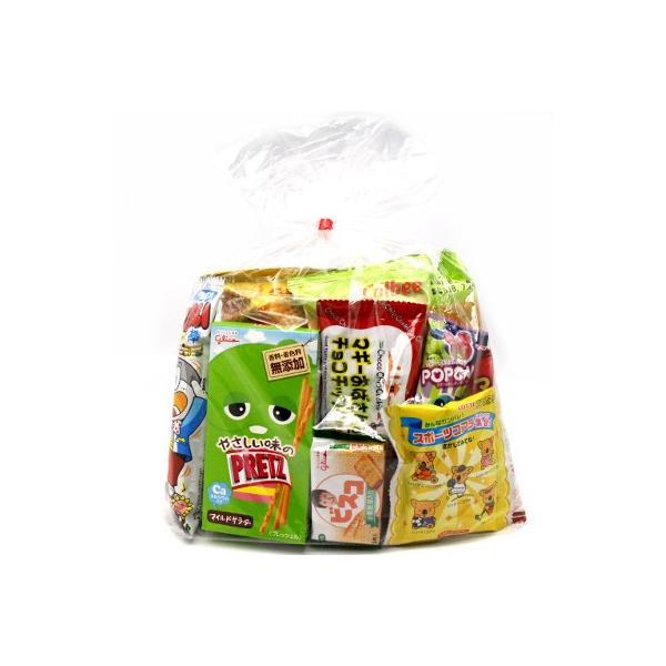 お菓子 詰め合わせ 420円 お菓子 詰め合わせ 駄菓子 袋詰め おかしのマーチ (omtma5431)