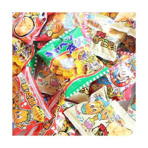 駄菓子 詰め合わせ (地域限定送料無料) 人気の菓道太郎スナックセット B(5種・計33コ) おかしのマーチ (omtma6118k)