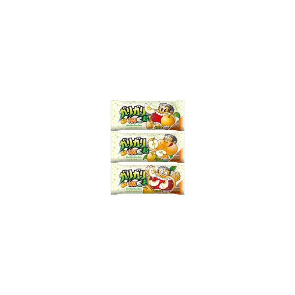 発泡梱包・ガリガリ君 梨 32本+1本入り 赤城乳業