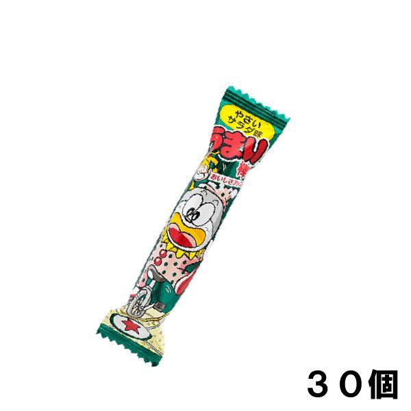やおきん うまい棒 やさいサラダ (30本)
